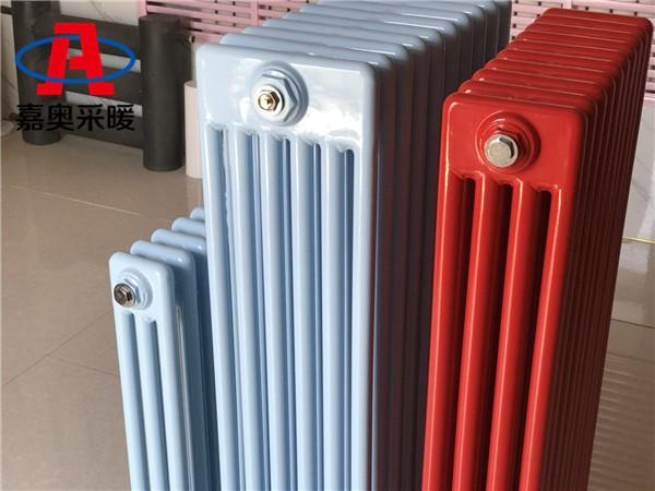 澄迈钢管柱式散热器qfgz609钢六柱散热器放气阀