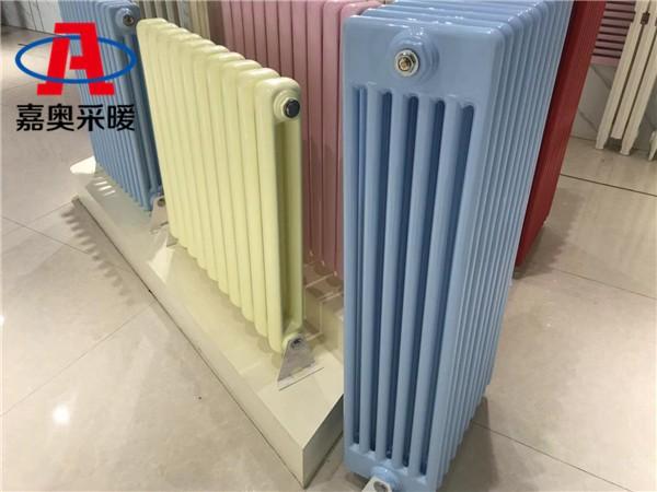 万盛区钢制柱型散热器gz609钢六柱散热器执行标准