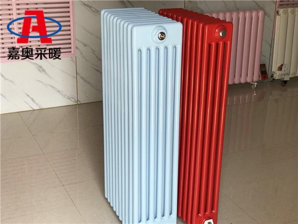 荣昌gz506散热器钢制圆管五