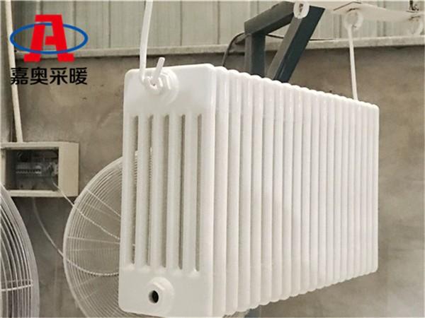 葫蘆島qf9d06鋼管柱型散熱器圓管六柱散熱器