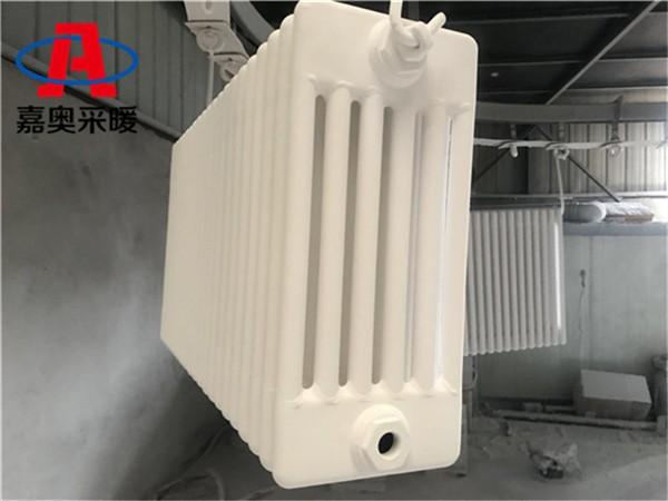 开县钢制柱型管散热器qfgz606电厂钢六柱散热器