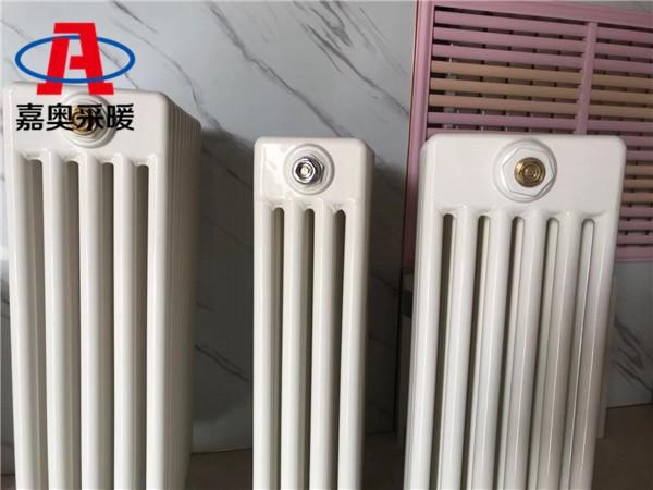 长顺钢管六柱散热器609低碳钢暖气片价格