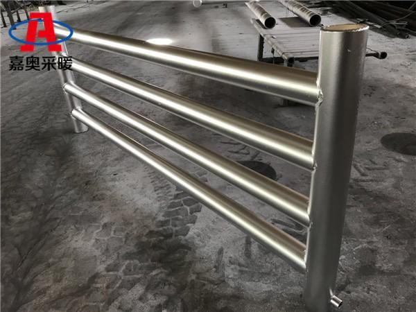 哈尔滨D133-4500-4热水光排管散热器b型