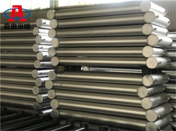 阿拉尔光排管散热器图集厂矿用钢管散热器