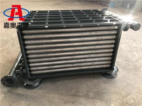 西和DN50-60mm国标工业翅片管散热器型号