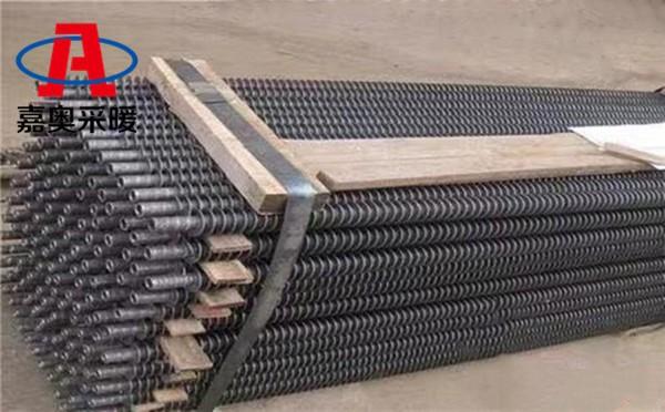 万州区grs1500-25-1.2钢制翅片管散热器图片