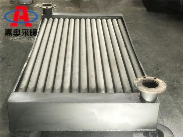 西城区热水排管散热器D108-3-5B型蔬菜大棚散热器