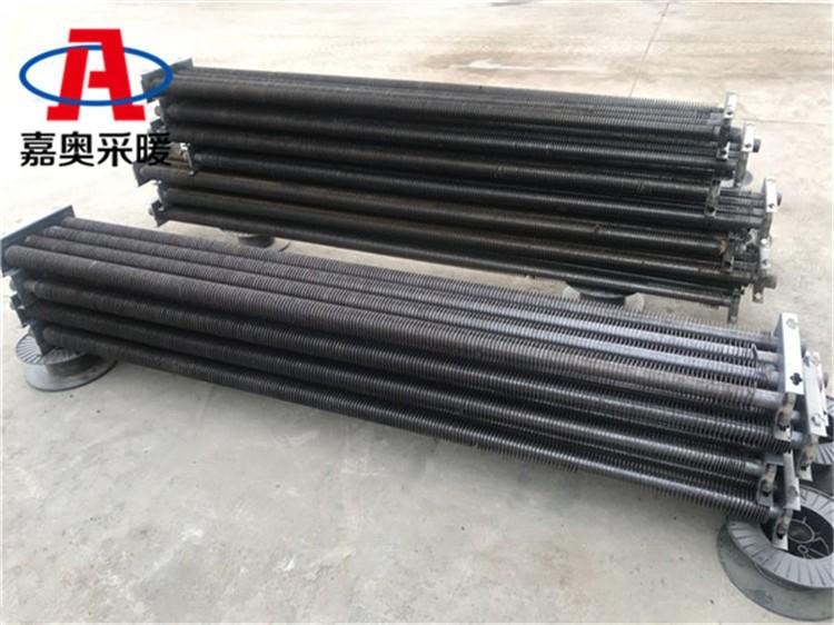都江堰A型蒸汽排管散热器D89-4-5A型蒸汽专用暖气片
