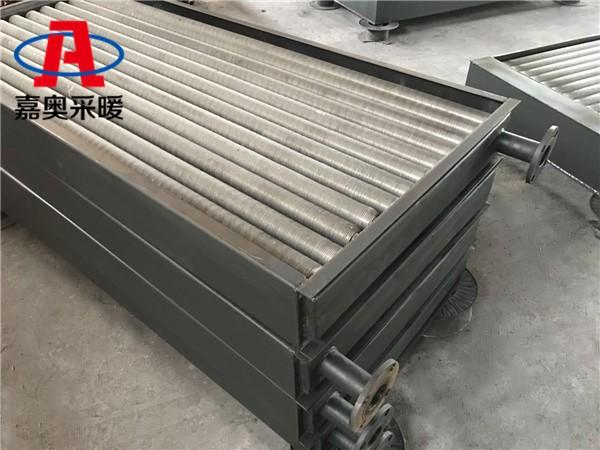 新津dn40-48(1.5寸)翅片管暖气片经销商