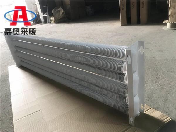 嫩江GC-450-II-25种植养殖翅片管散热器