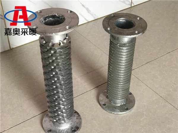 洮南gcl/1500-20-1.2高频焊螺旋翅片管散热器