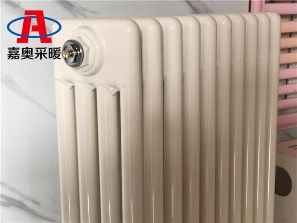 永清钢制gz406型散热器钢制柱式散热器传热系数值