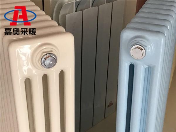 巴中钢管柱型散热器QFGZ406钢管柱式散热器安装方法