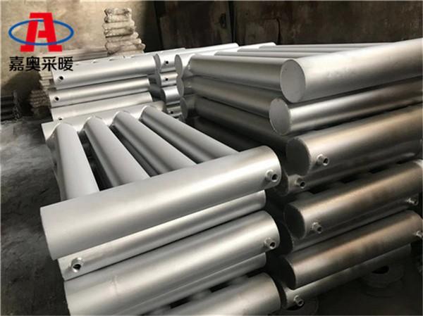 郫县A型蒸汽排管散热器D89-2-3A型畜牧养殖用散热器
