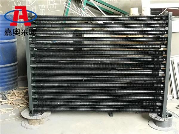 崇左DN50-57mm國標翅片管散熱器安裝