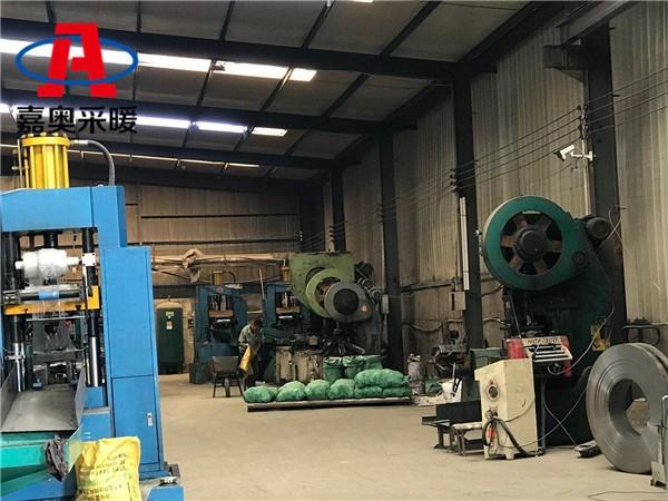 梓潼钢管柱型散热器406钢制柱式散热器检测报告