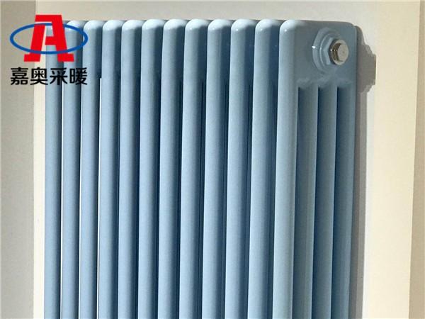 南溪钢制圆管四柱型散热器钢制柱式散热器规格型号