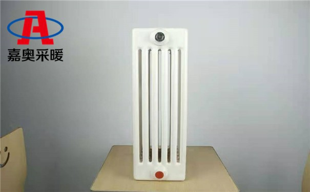 景洪市钢管六柱散热器609煤改气钢六柱散热器