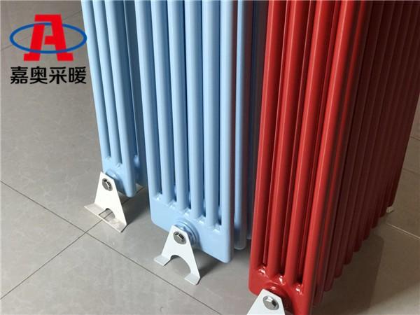 山阳钢管柱型散热器qf9c低碳