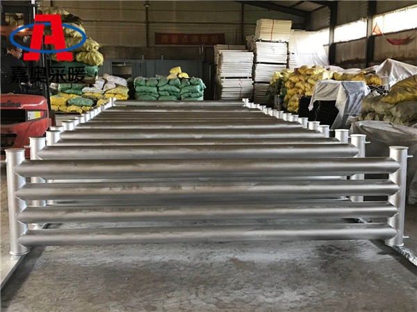 定安D133-1500-1光排管暖气片光排管散热器厂
