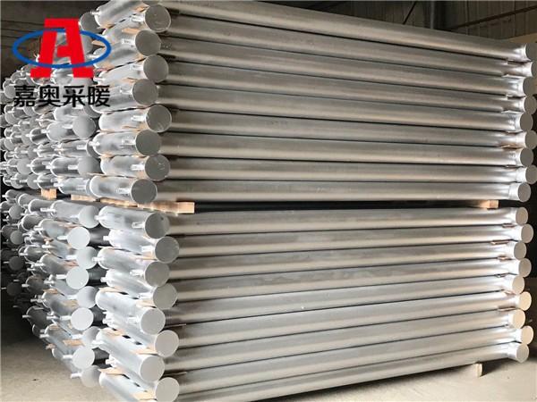 清镇D89*1500*4蒸汽光排管散热器批发