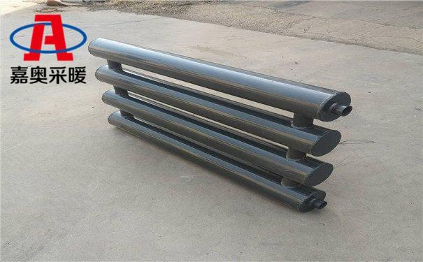 舒蘭A型蒸汽排管散熱器D89-2-5A型光面管暖氣片