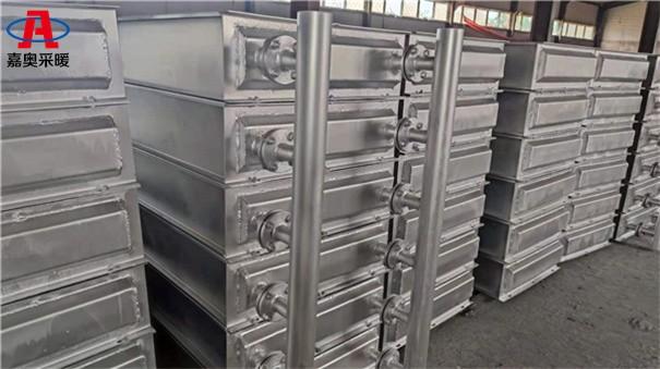 庄浪大口径翅片管散热器工厂用散热器
