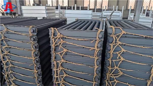 克拉玛依温室大棚翅片管散热器工厂用散热器