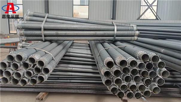 西藏GC-580-II-20钢制高频焊翅片管散热器600型