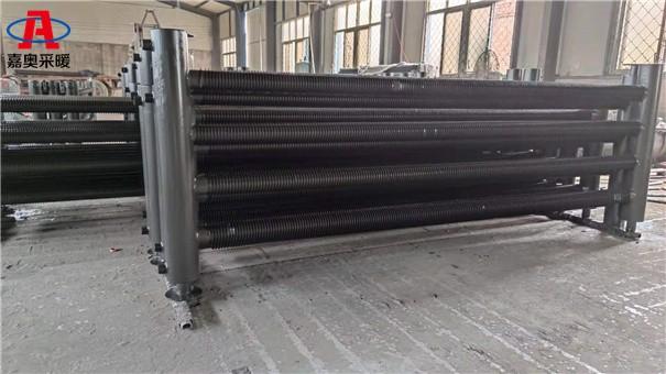 高县DN450-457mm国标烘干房用翅片管散热器