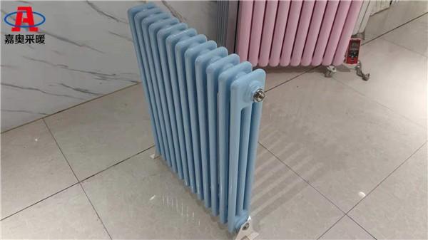 友谊圆管三柱散热器钢制椭柱型散热器技术参数