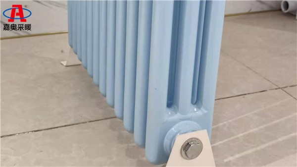 鞍山钢三柱散热器暖气片钢制柱型散热器批发