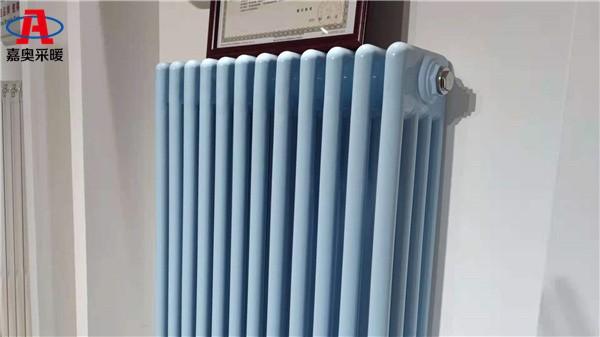 绵阳钢管柱形散热器GGZ306钢管柱型散热器厂家