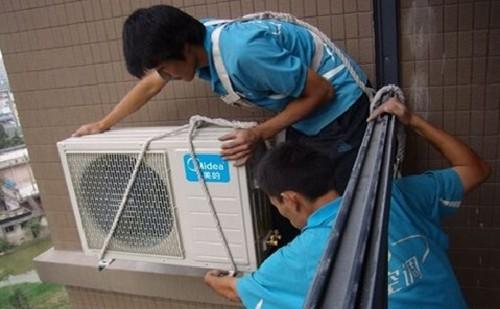 广州花都区拆装空调多少钱_上门电话