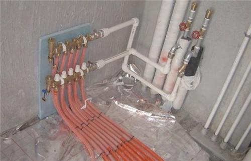 潍坊青州地暖漏水怎么修理多少钱
