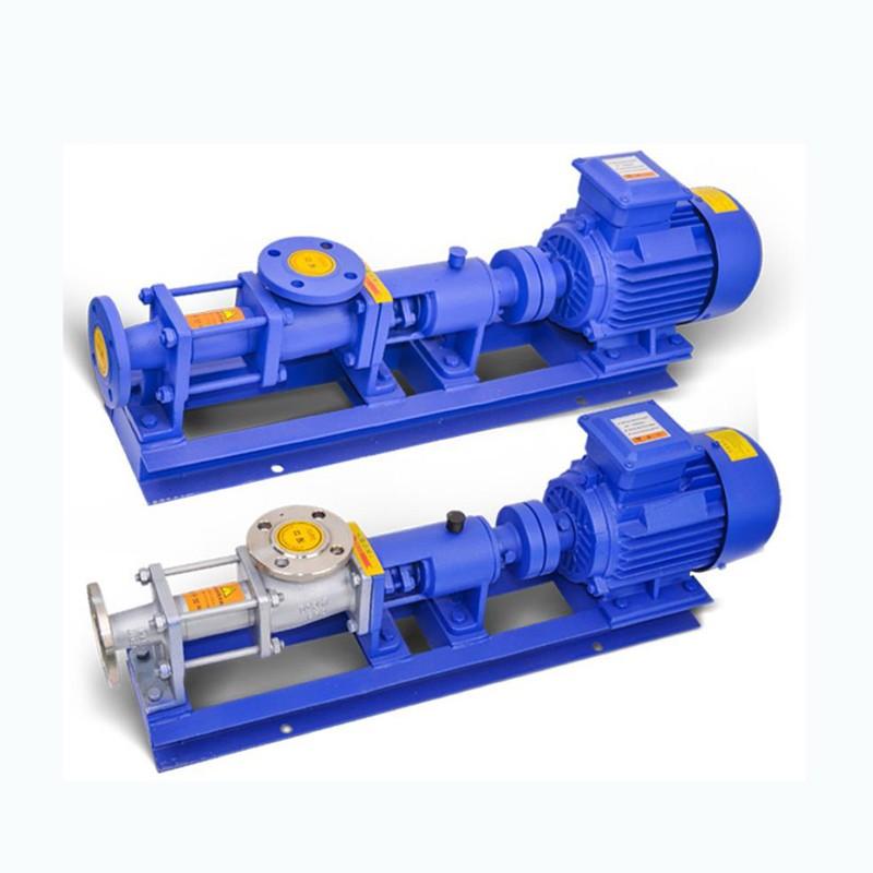 G40-2耐腐蝕螺桿泵-螺桿泵