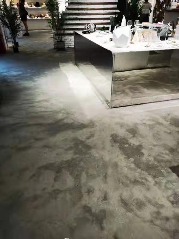 重庆合川水性环氧地坪漆地坪一站式服务