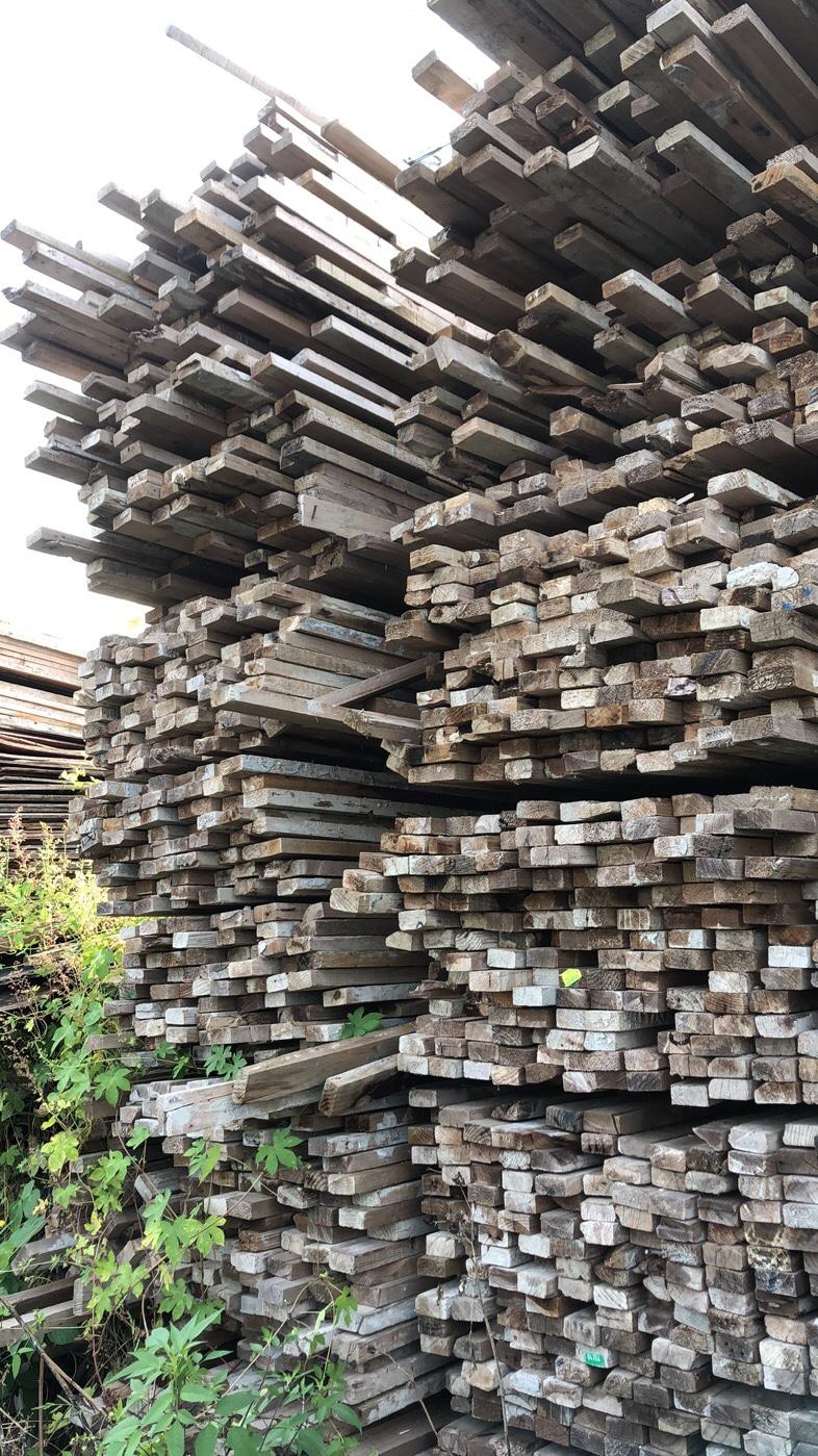 合肥包河區回收廢舊木料收購多少錢一噸