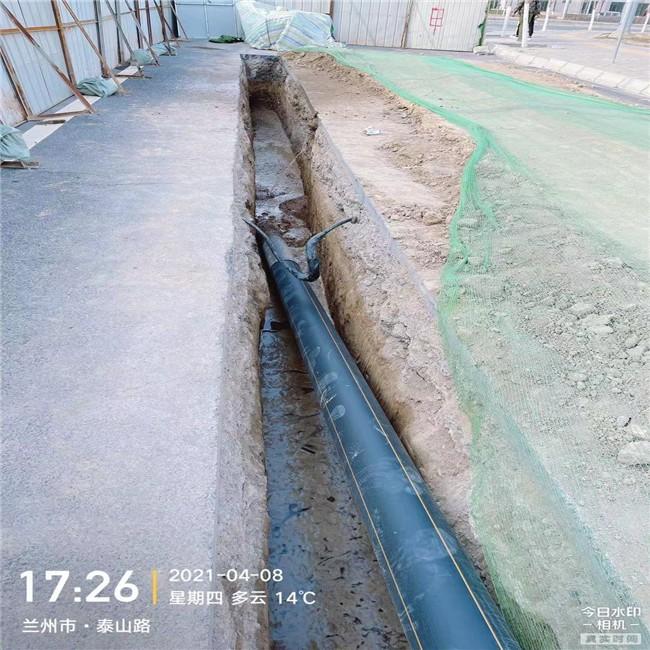甘南州非开挖MPP拖拉管-非开挖技术不开挖地面*