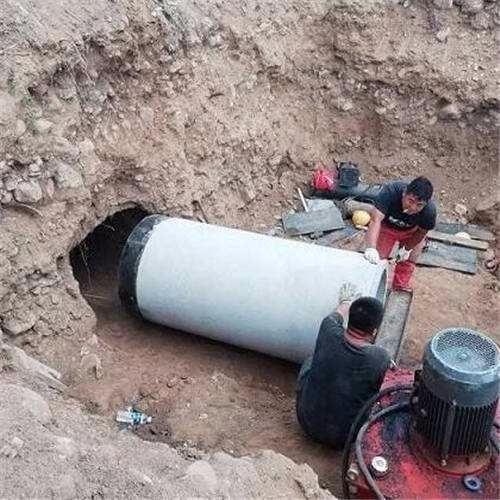 仁寿非开挖水泥过路顶管施工队伍