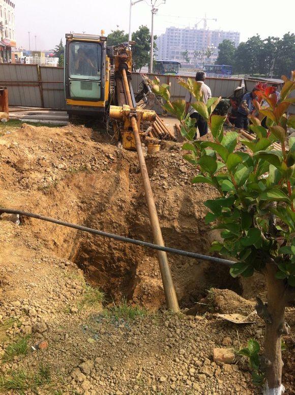 延安市吴起县非开挖人工过路水泥顶管服务热线