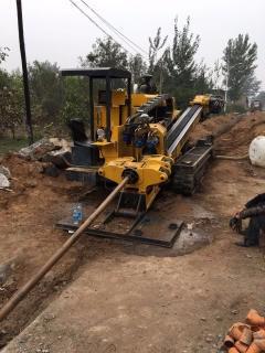 渭南市蒲城县非开挖电缆梅花管定向钻拉管欢迎电话