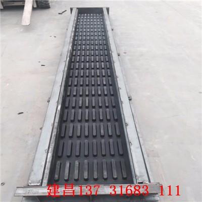 临湘高铁声屏障铁模具严谨的设计理念