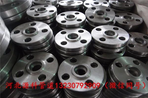 章丘A182 F321平焊法兰NACE MR0103产品