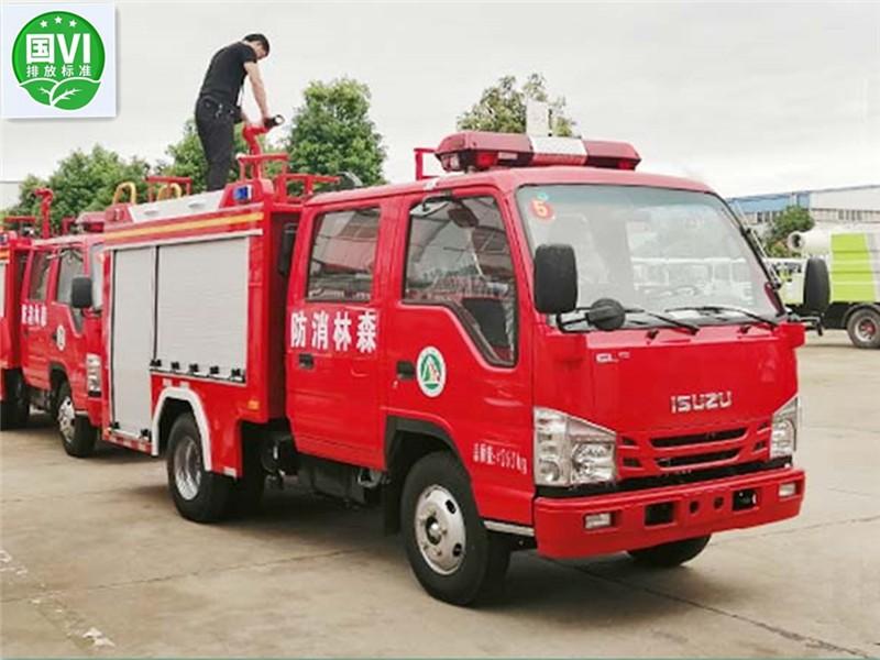 海盐乡镇消防洒水车可办理上户手续