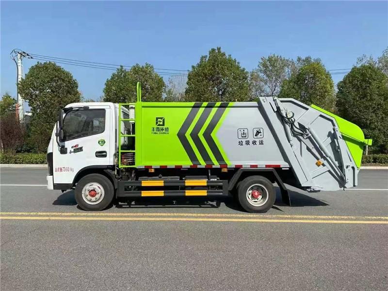 南平自装卸式垃圾车可大利润容积空间