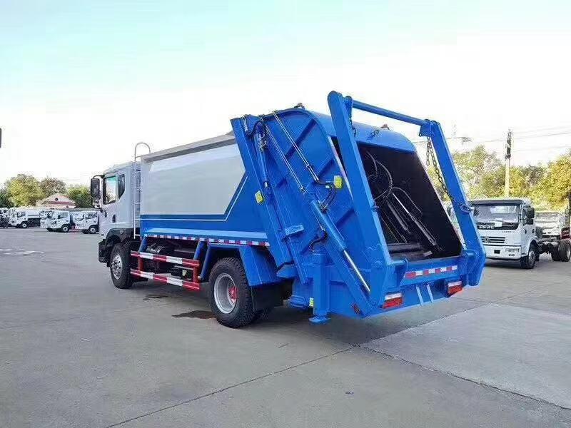长兴自装卸式垃圾车要选择合适的容积