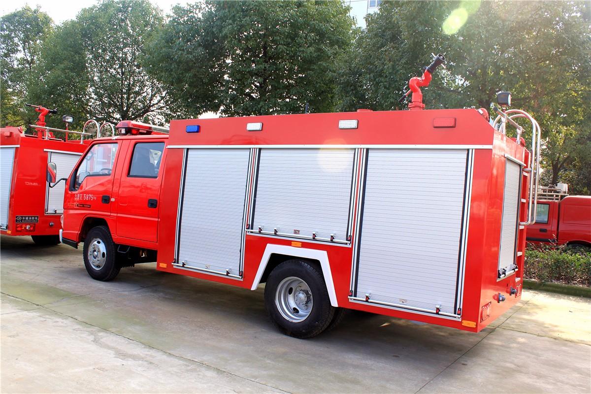 宜兴森林消防车价格