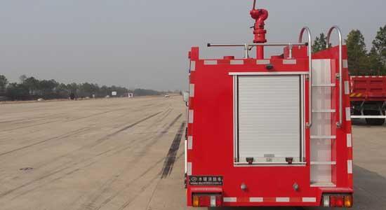 安岳东风6吨泡沫消防车后期费用也低