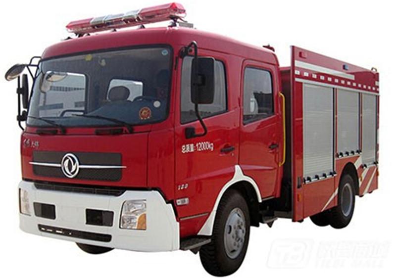 通化五十铃泡沫消防车装备洒水泵